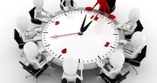 Principios y leyes sobre la gestión del tiempo.