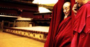 Fábula: El voto de castidad de los monjes.